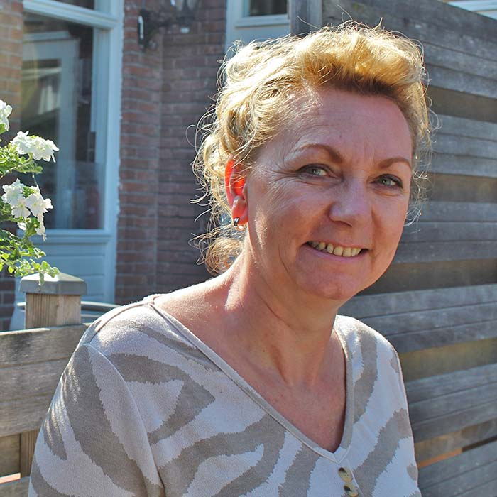 Directeur Marleen Rietveld